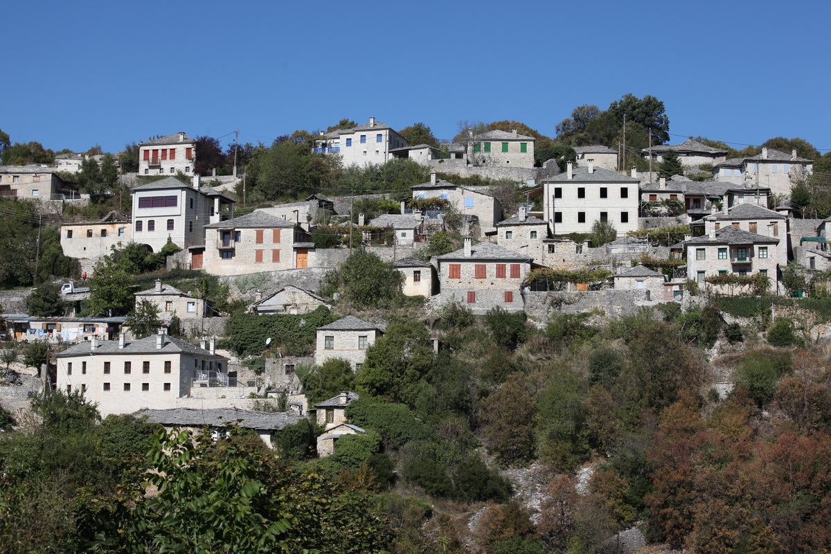 Villages behind the mountains - Zagorochoria - Ioannina