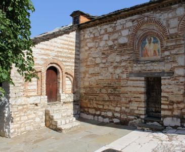 Monastery of Diliou or Strategopoulos